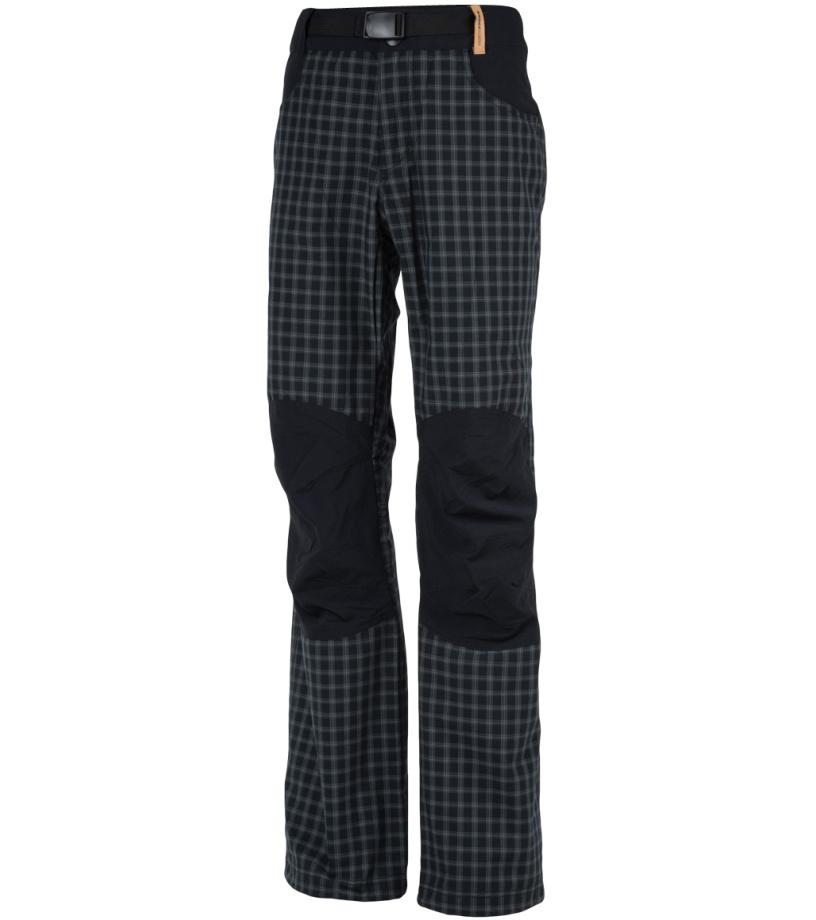 NORTHFINDER RHYS Pánské kalhoty NO-3413OR269 černá S
