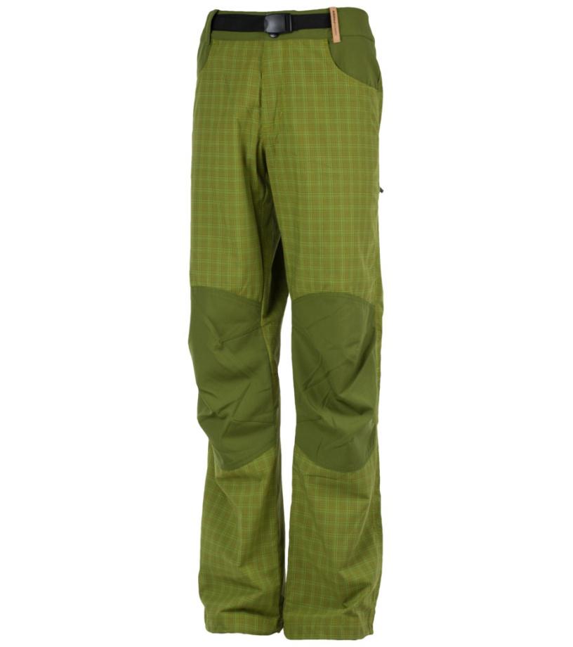 NORTHFINDER RHYS Pánské kalhoty NO-3413OR8250 zelená