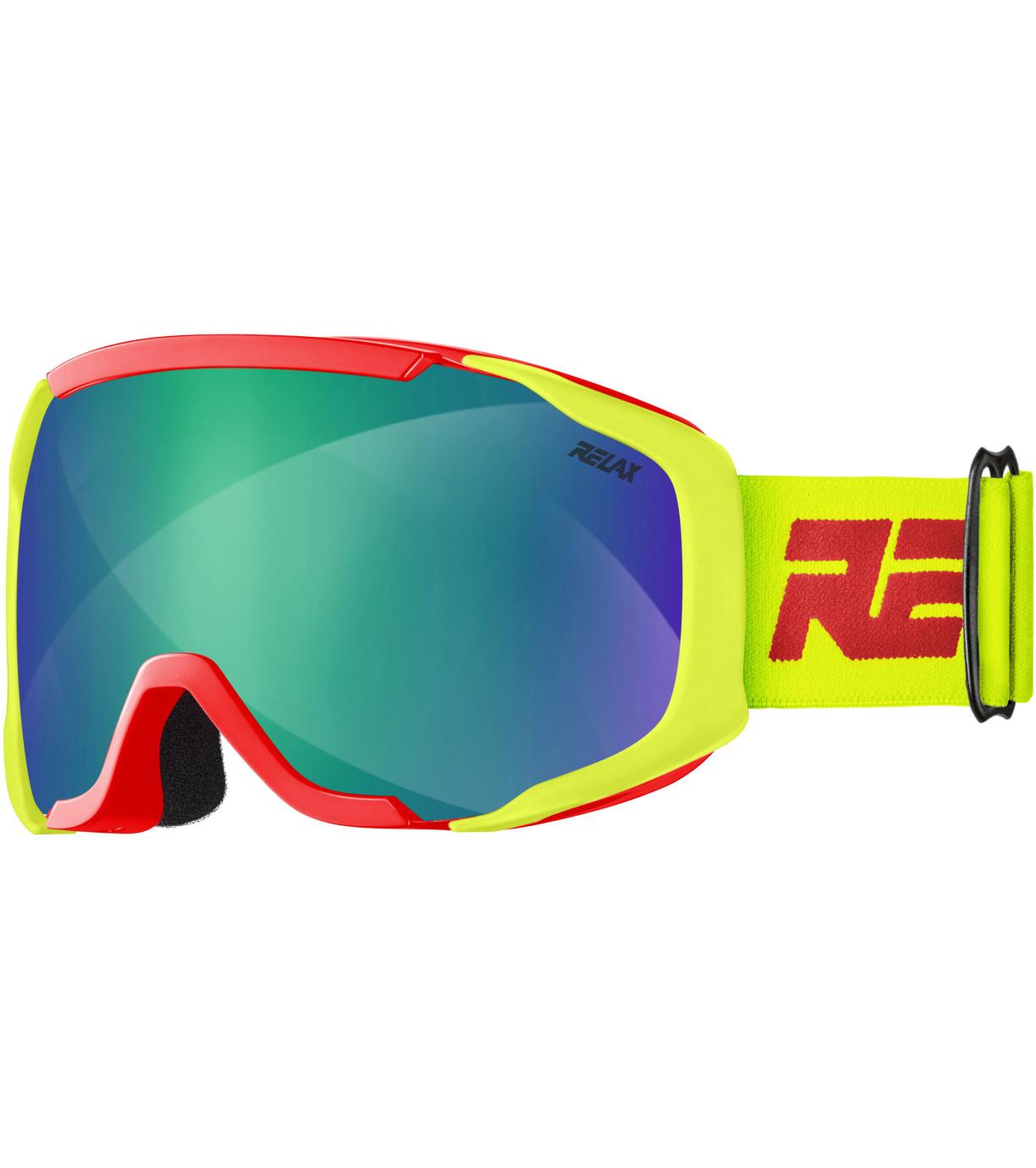 RELAX DE-VIL Lyžařské brýle HTG65D univerzální