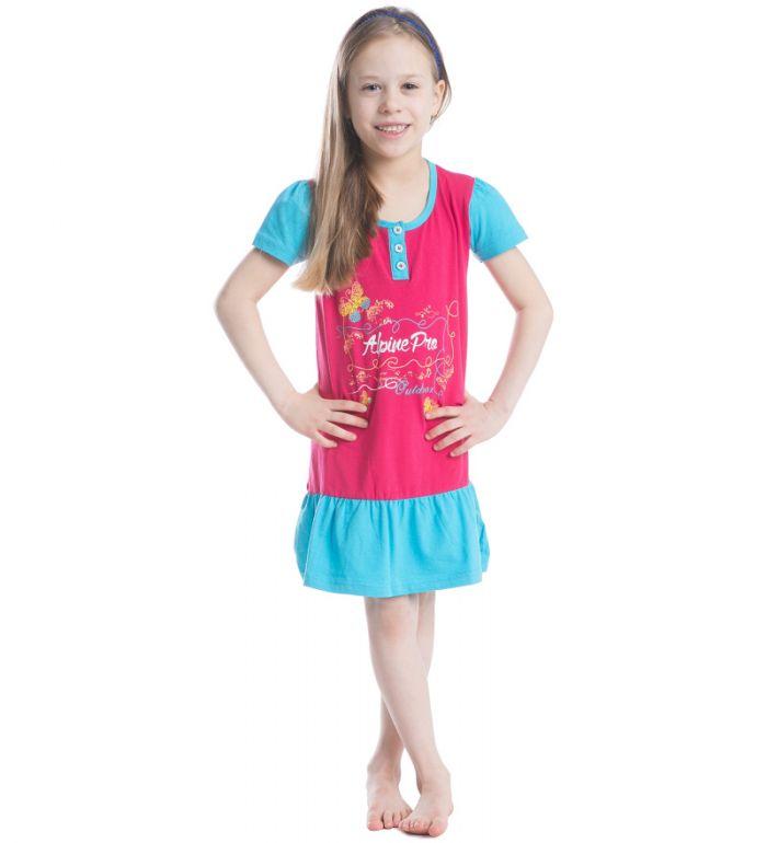 ALPINE PRO IBO Dětské šaty KSKE005450
