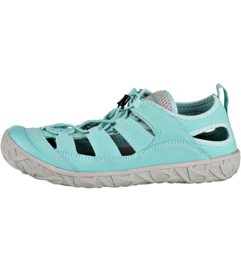 ALPINE PRO MADHURA Unisex obuv letní UBTJ122606 světle modrá
