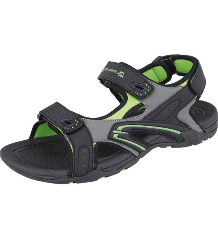 ALPINE PRO LARES Pánská letní obuv MBTE076990 černá 41
