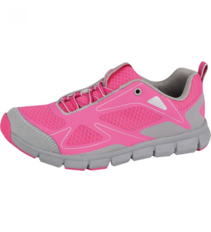 ALPINE PRO NIAMH Uni sportovní obuv UBTE045450 virtual pink 36