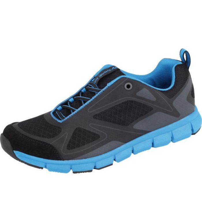 ALPINE PRO NIAMH Uni sportovní obuv UBTE045990 černá 44