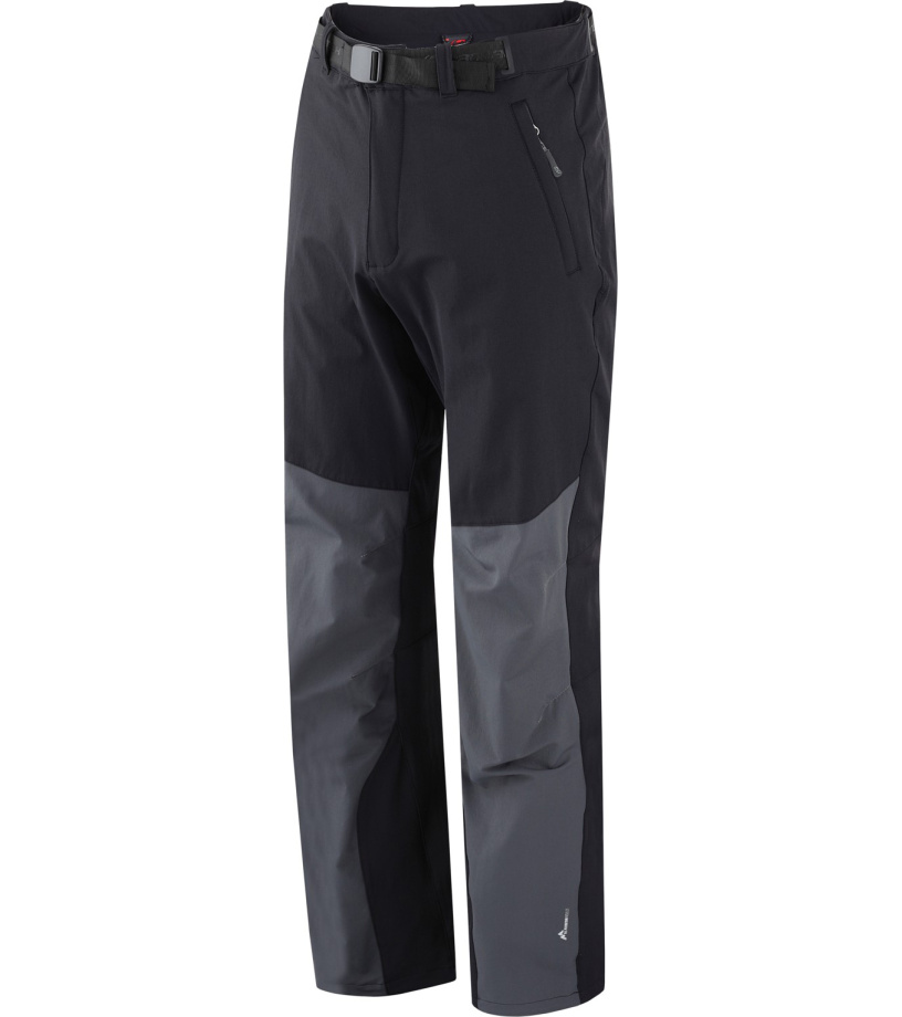 HANNAH Enduro Pánské softshellové kalhoty 118HH0026SP02 Anthracite/dark shad