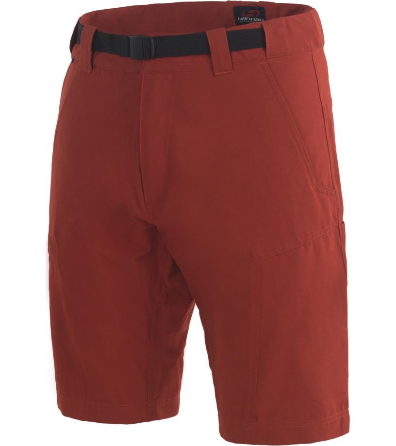 HANNAH Sten Pánské šortky 118HH0030LK02 Ketchup M