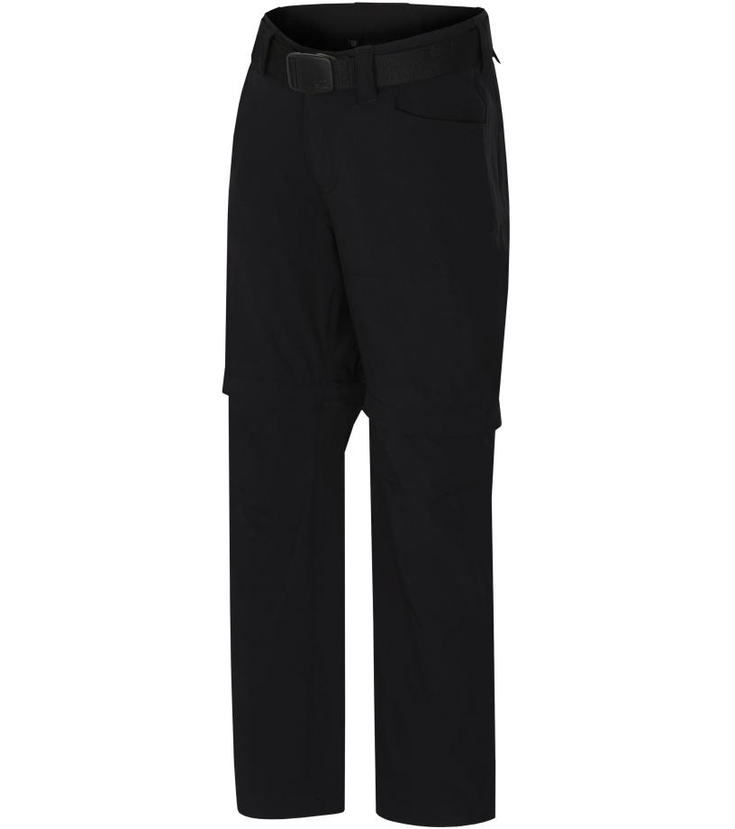 HANNAH Topaz JR Dětské outdoorové kalhoty 118HH0124LP01 anthracite