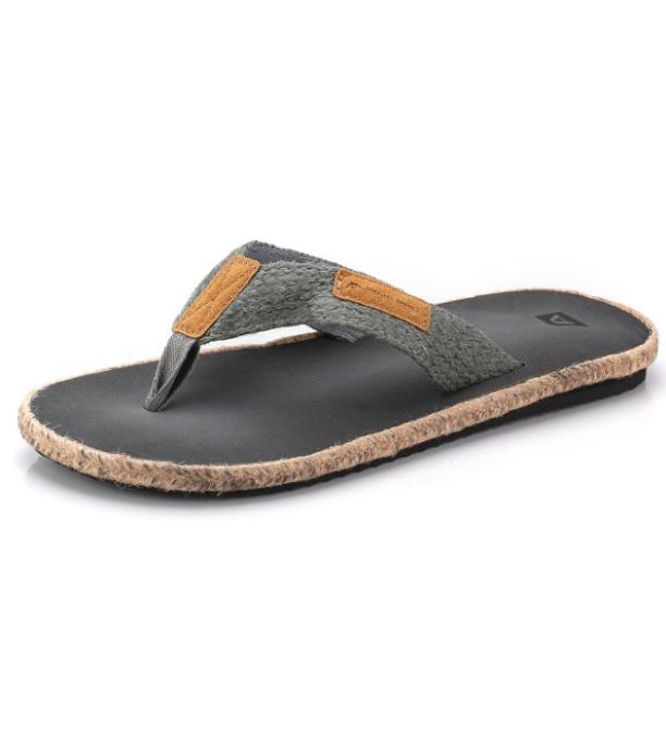 ALPINE PRO ORLAT Pánská obuv letní MBTJ092779 tmavě šedá 41
