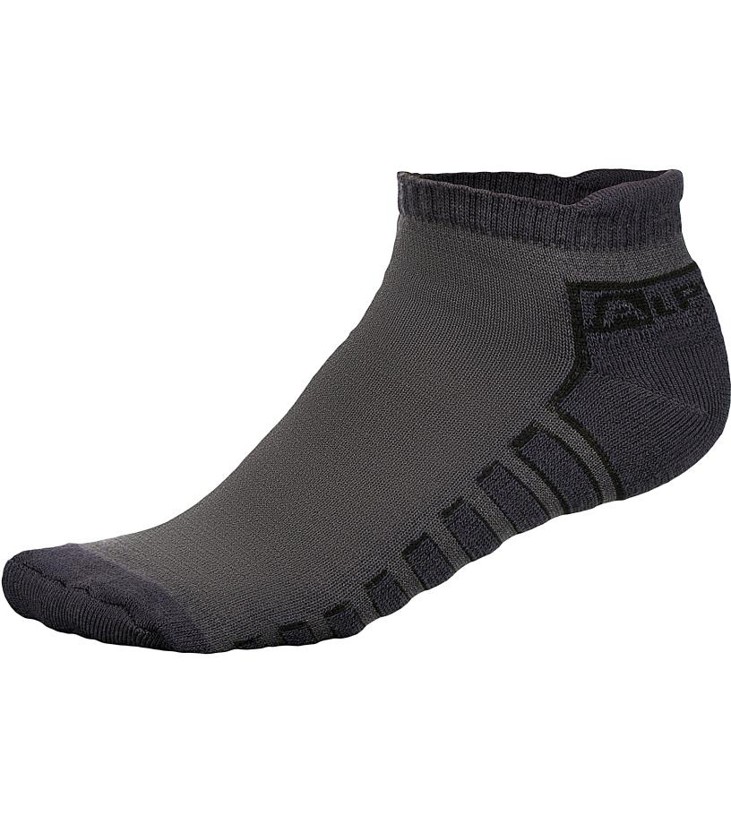 ALPINE PRO DATER Unisex ponožky USCJ025773 šedá