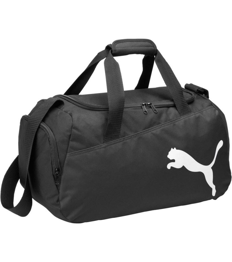 Puma TRAINING SMALL Sportovní taška 07293901BLK černá