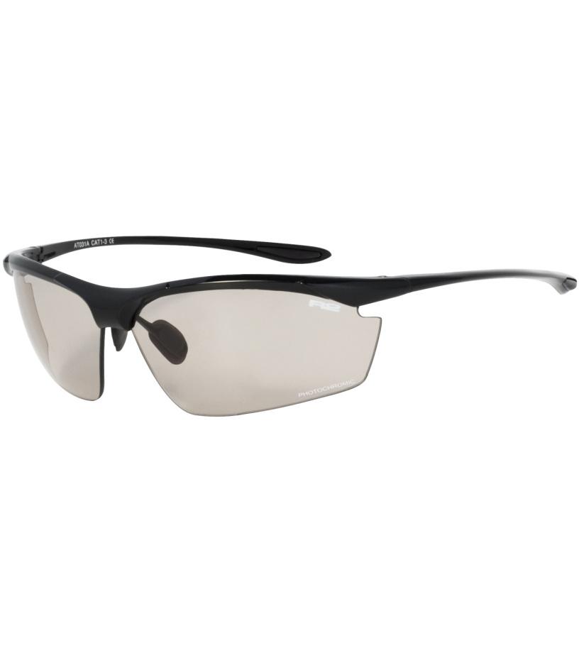 R2 PEAK Sportovní sluneční brýle AT031A černá