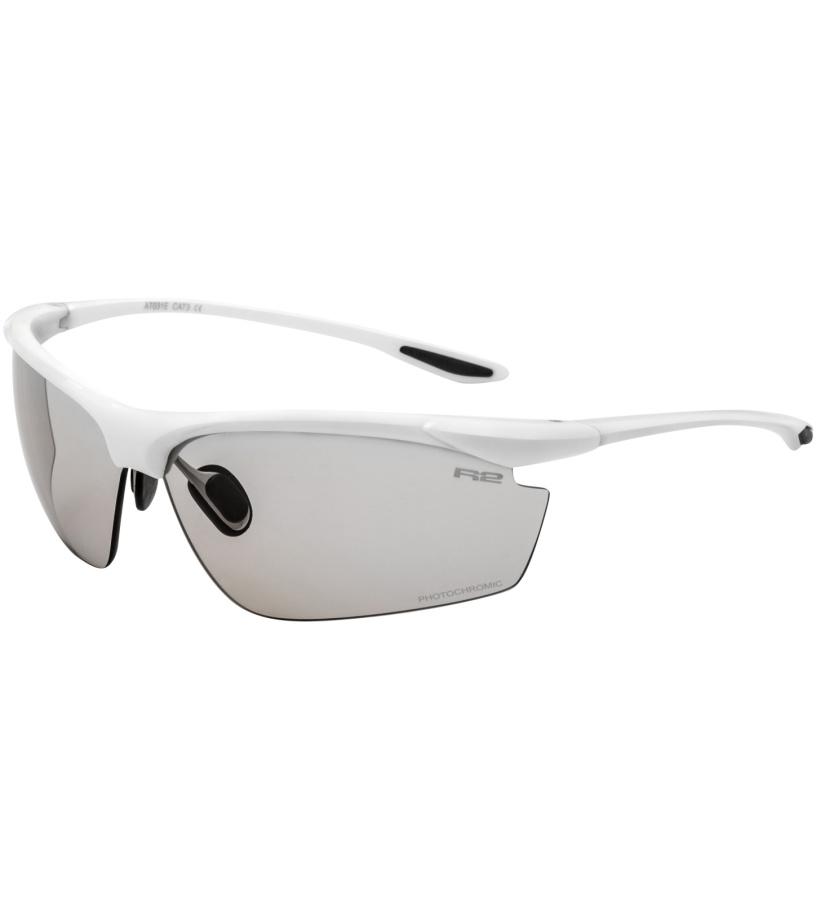 R2 PEAK Sportovní sluneční brýle AT031E bílá