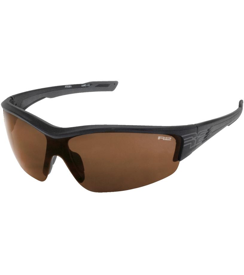 R2 WHEELLER Sportovní sluneční brýle AT038G černá
