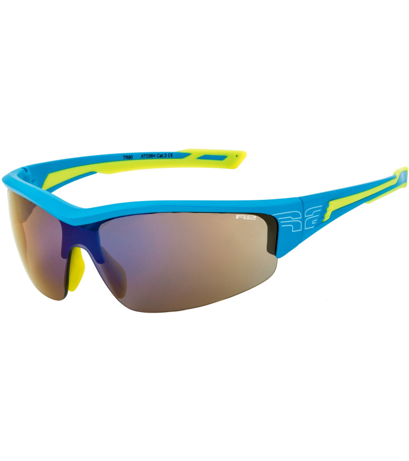 R2 WHEELLER Sportovní sluneční brýle AT038H
