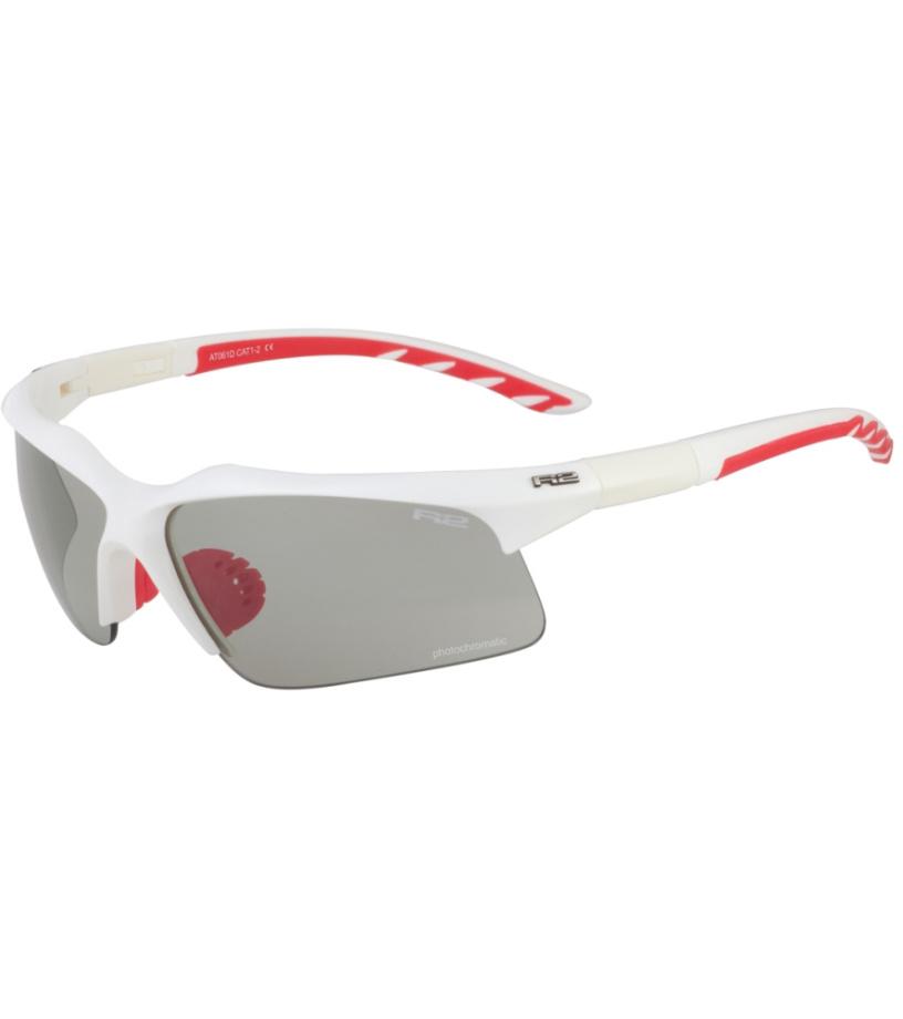 R2 HUNTER Sportovní sluneční brýle AT061D bílá