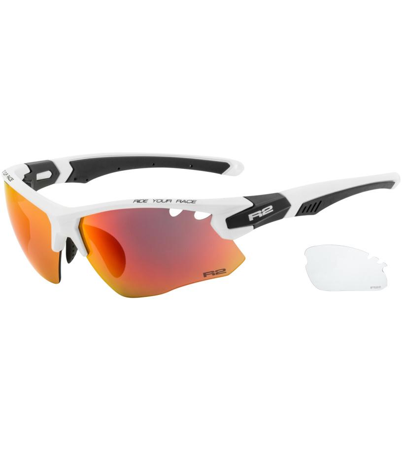 R2 CROWN Sportovní sluneční brýle AT078F