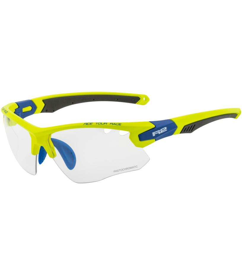 R2 CROWN Sportovní sluneční brýle AT078G