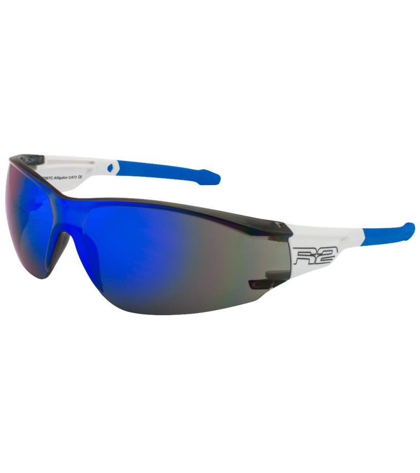 R2 ALLIGATOR Sportovní brýle AT087C modrá
