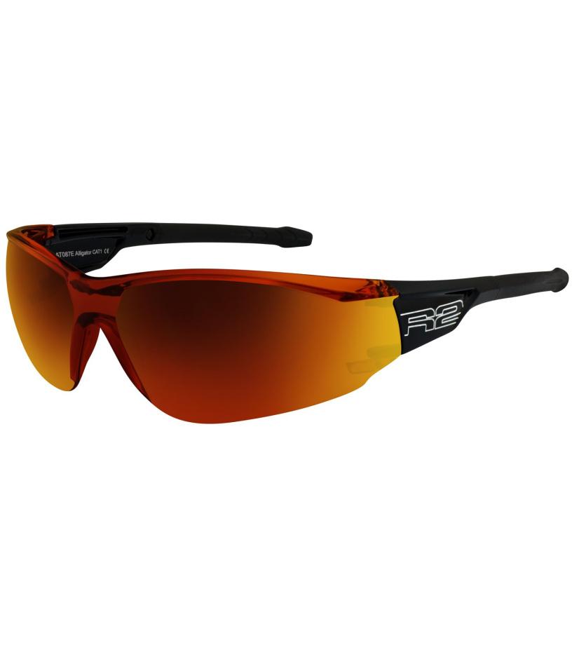 R2 ALLIGATOR Sportovní brýle AT087F