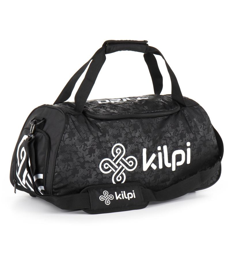 KILPI Fitness taška 35L DRILL GU0010KIBLK Černá