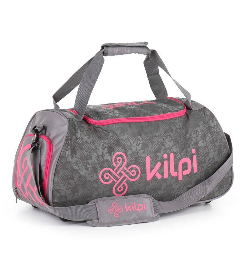 KILPI Fitness taška 35L DRILL GU0010KIGRY Šedá