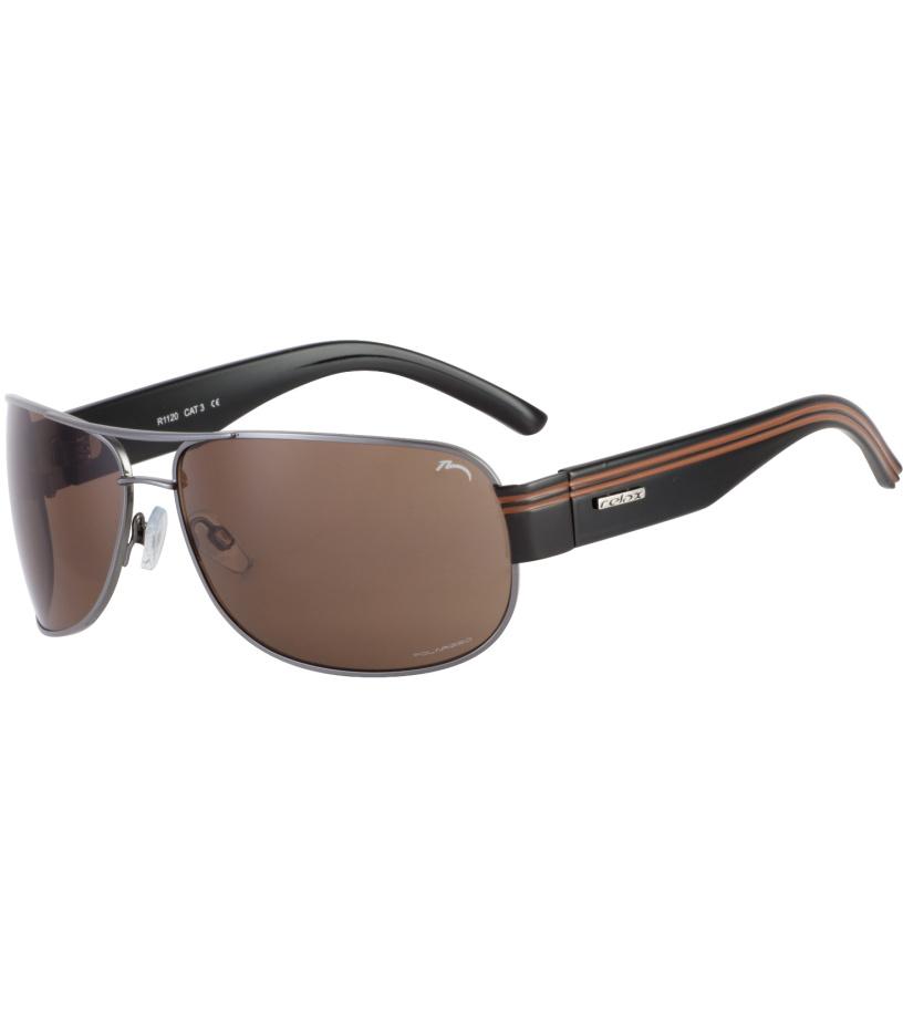 RELAX Rhodus Sluneční brýle R1120 černá