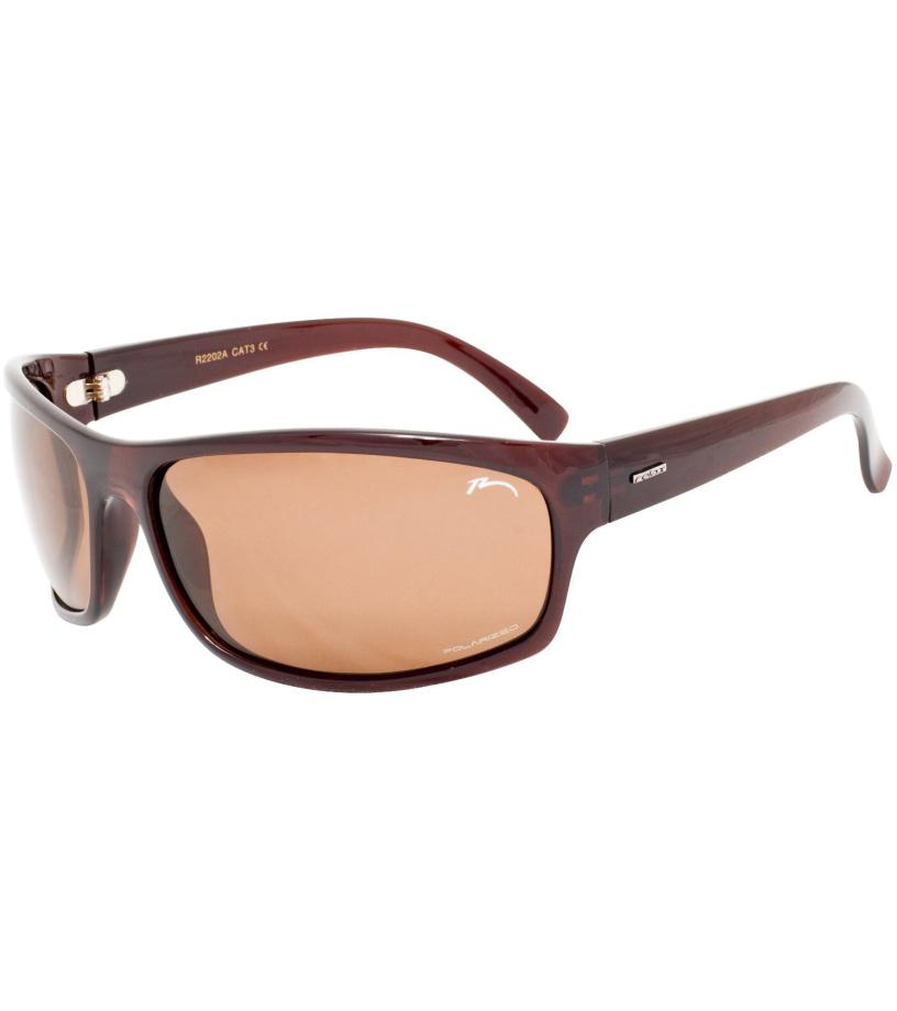 RELAX Arbe Sluneční brýle R2202A hnědá