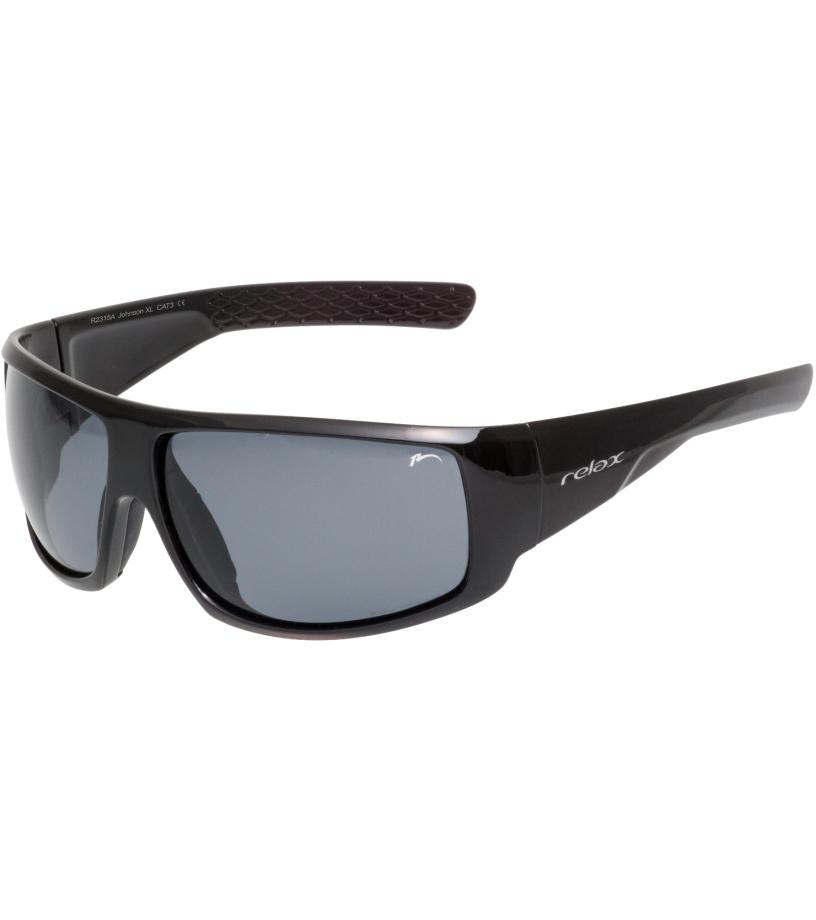 RELAX JOHNSON XL Sluneční brýle R2315A černá