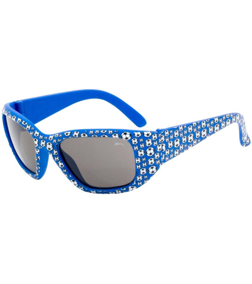 RELAX Jeju Dětské sluneční brýle R3039 modrá 36