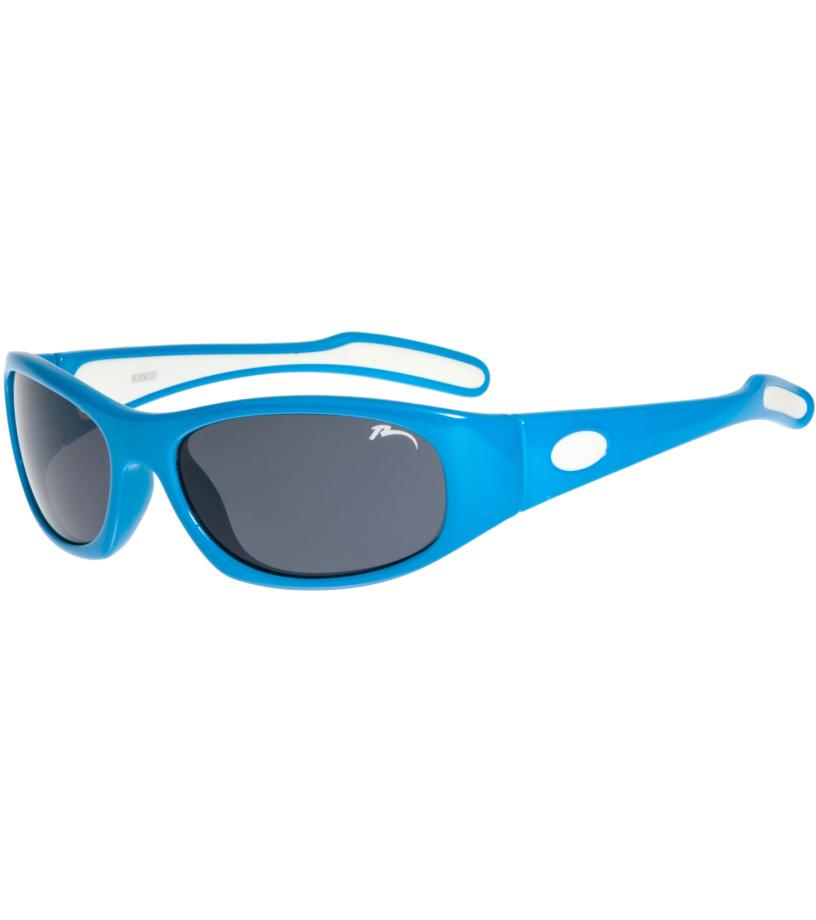 RELAX Luchu Sluneční dětské brýle R3063D hnědá 36