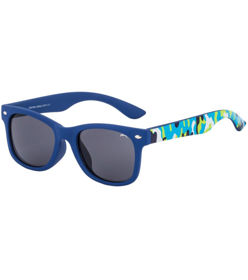 RELAX LANGLI Dětské sluneční brýle R3075B L