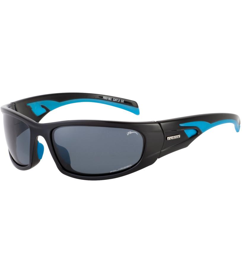 RELAX Nargo Sluneční brýle sportovní R5318C černá