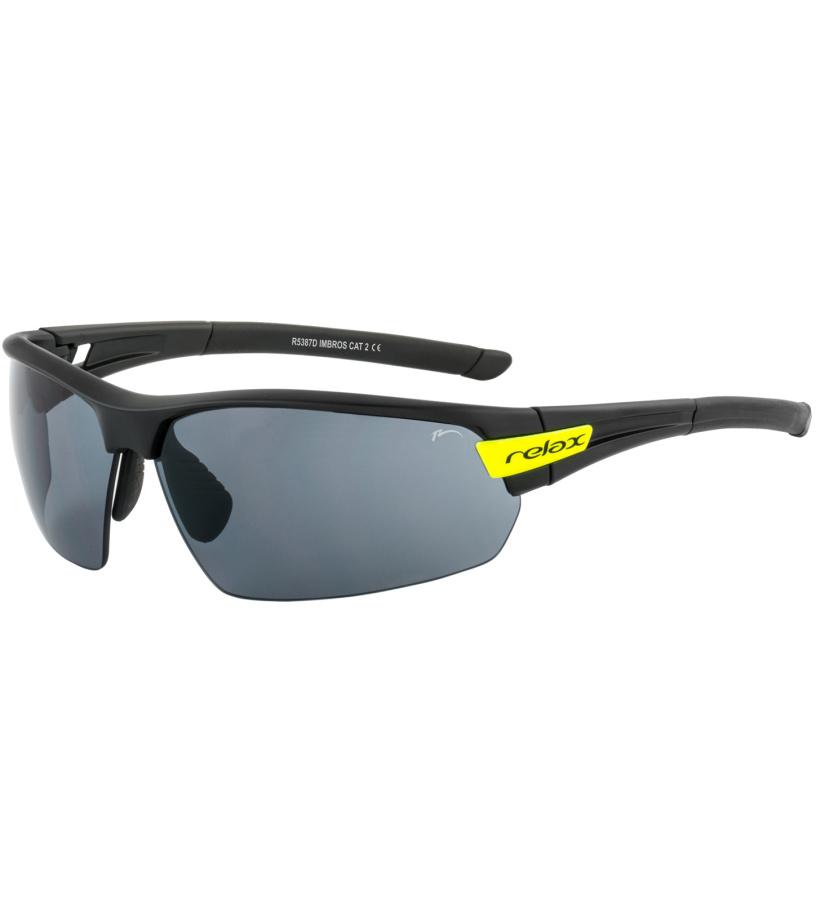 RELAX Imbros Sportovní sluneční brýle R5387D