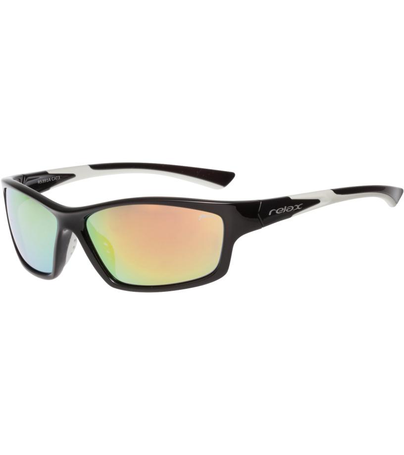 RELAX Insula Sportovní sluneční brýle R5391A černá