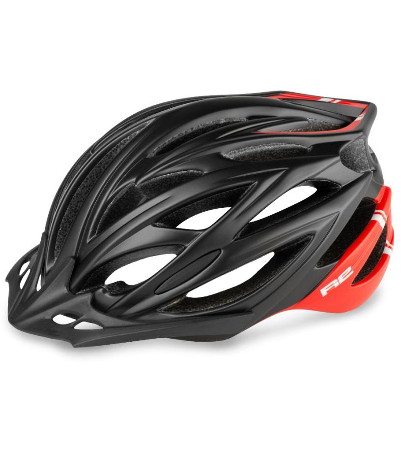 R2 ARROW Cyklistická helma ATH04T M