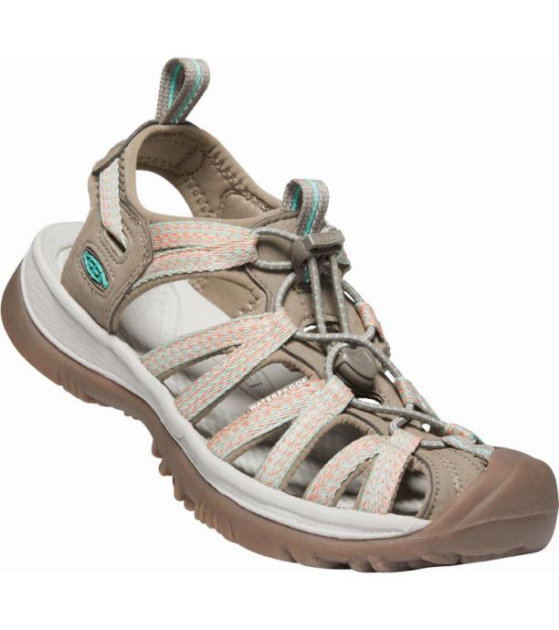 KEEN WHISPER W Dámské sandály 10012414KEN01 taupe/coral 4(37)
