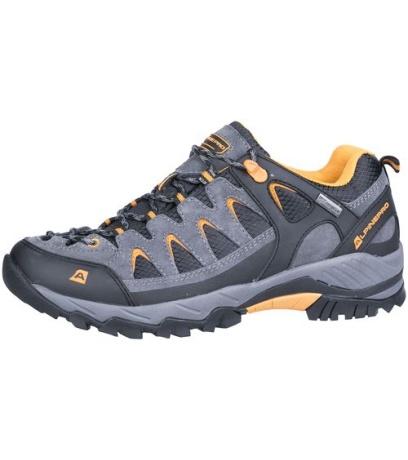 ALPINE PRO CAPERTEE Uni outdoorová obuv UBTH095779 tmavě šedá