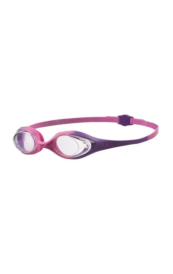LITEX Dětské plavecké brýle SPIDER JUNIOR 63791 UNI
