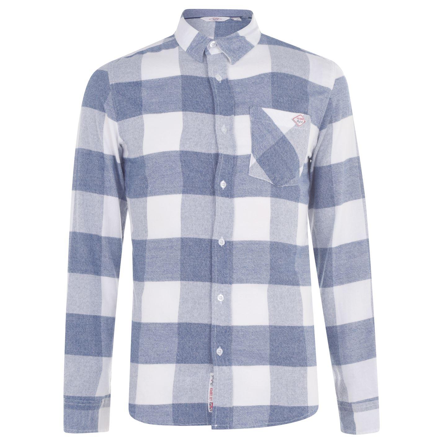 Lee Cooper Soft Pánská košile 56197302 SD_Large