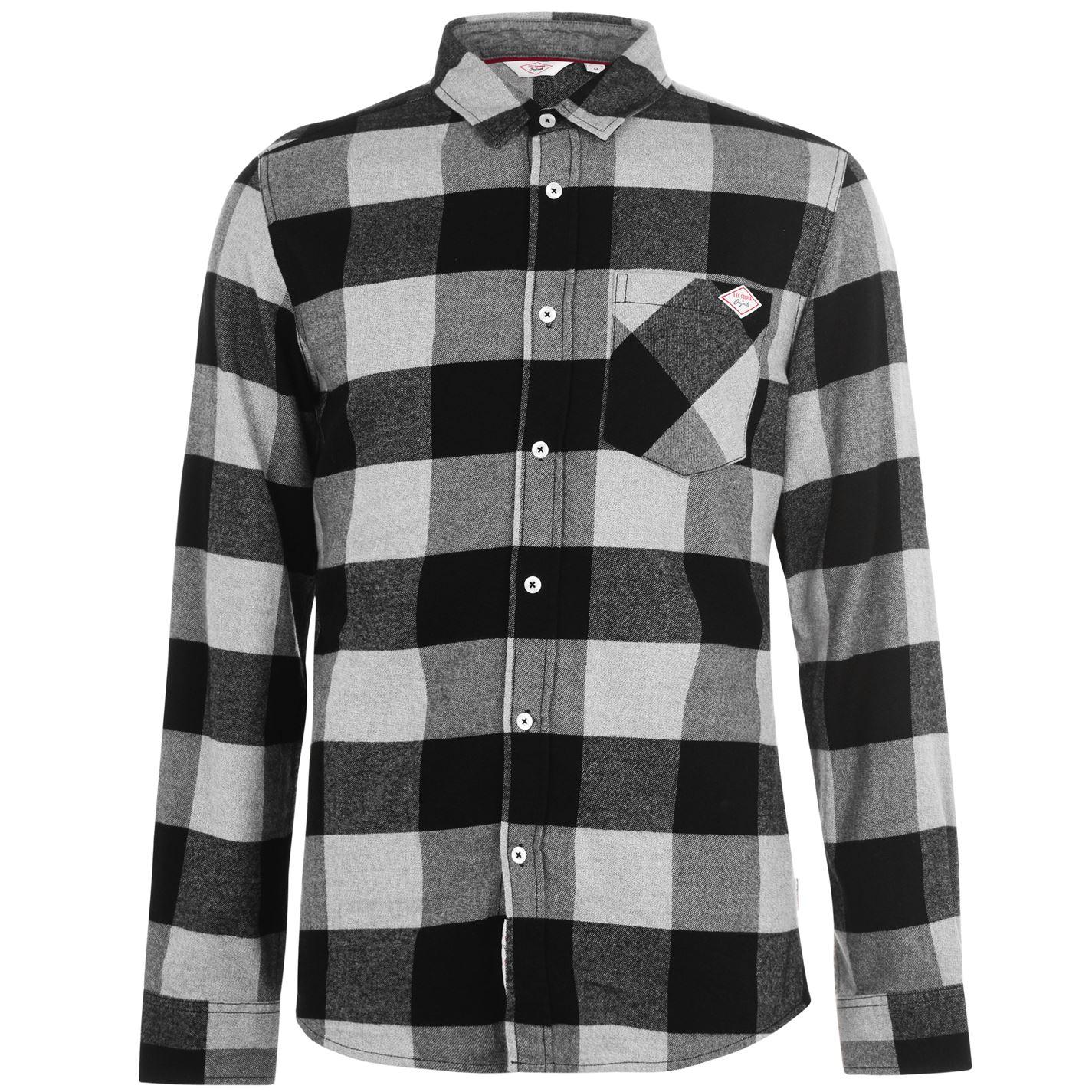 Lee Cooper Soft Pánská košile 56197322 SD_Medium