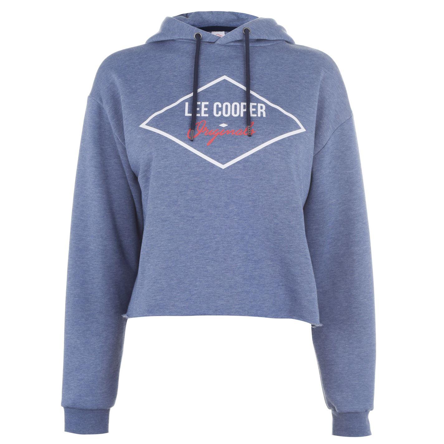 Lee Cooper Crop Dámská mikina 66829018 SD_14 (L)
