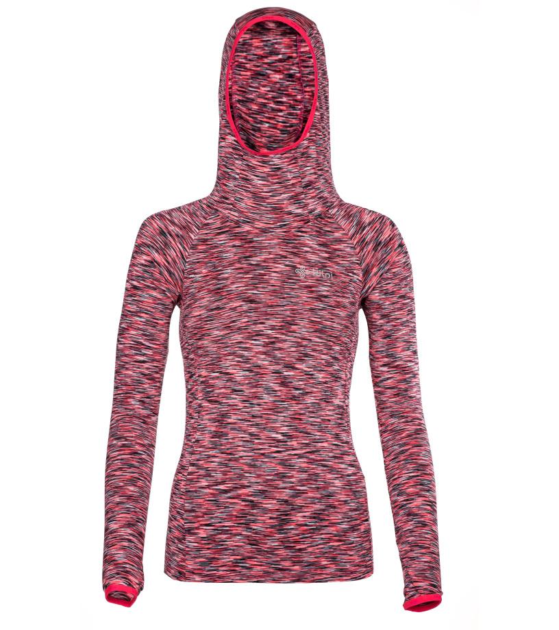 KILPI Dámské funkční tričko DIVER-W IL0005KIPNK Růžová 46