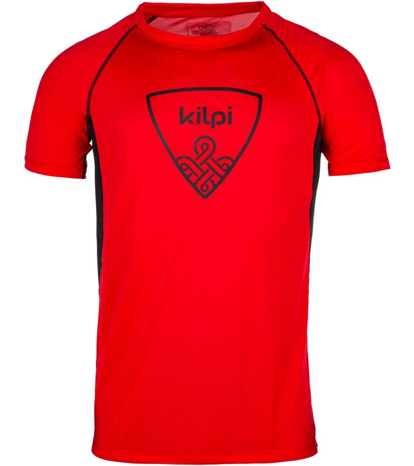 KILPI Pánské funkční tričko LITYS-M IM0010KIRED Červená