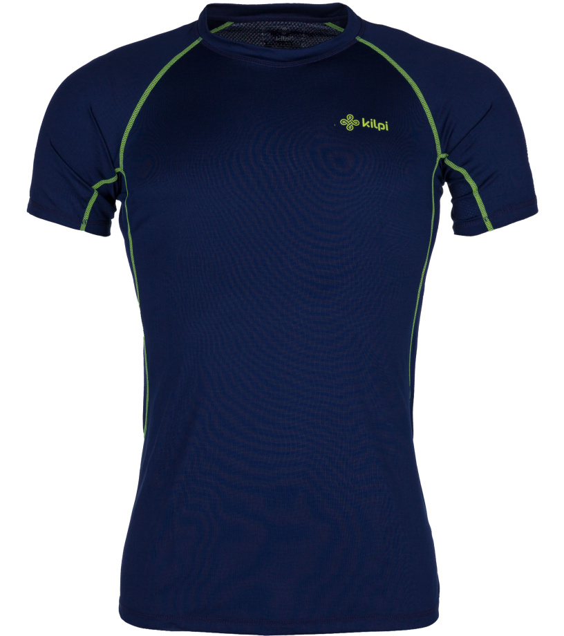 KILPI Pánské funkční tričko RAINBOW-M IM0057KIDBL Tmavě modrá