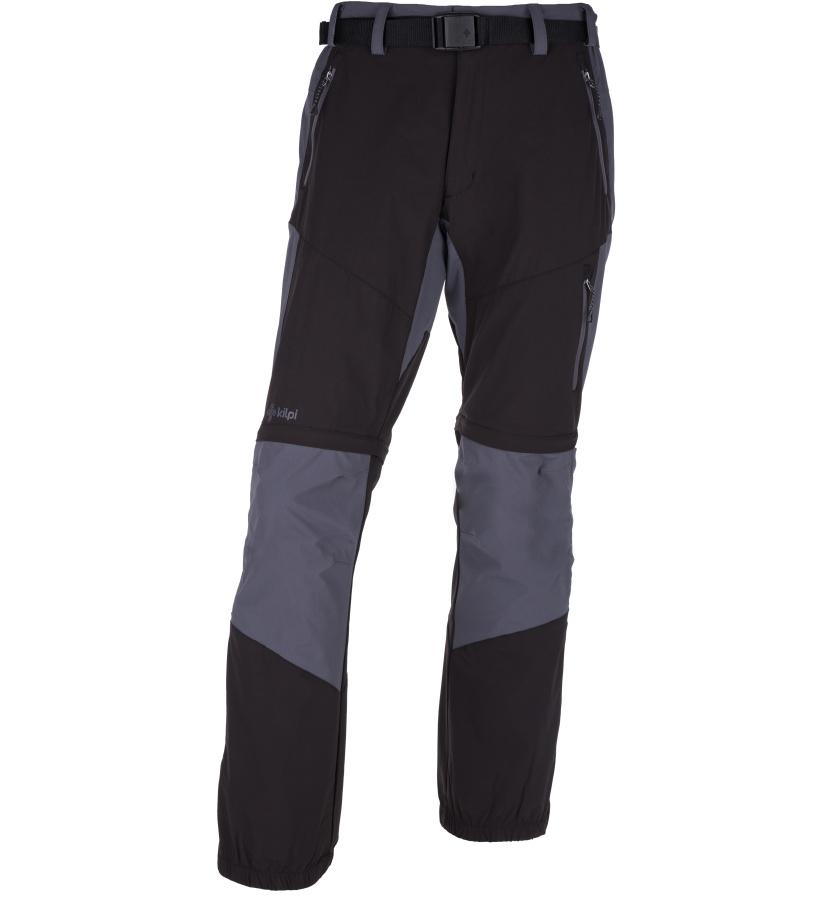 KILPI Pánské outdoor kalhoty HOSIO-M IM0082KIBLK Černá S