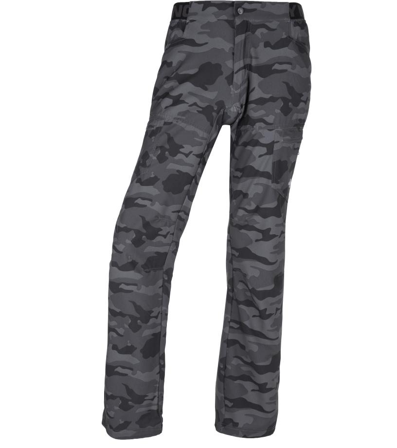 KILPI Pánské outdoor kalhoty MIMICRI-M IM0329KIDGY Tmavě šedá L