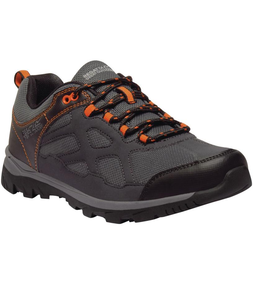 REGATTA Kota Crux Low Pánská sportovní obuv RMF544365 Popelová 39 87d765b866