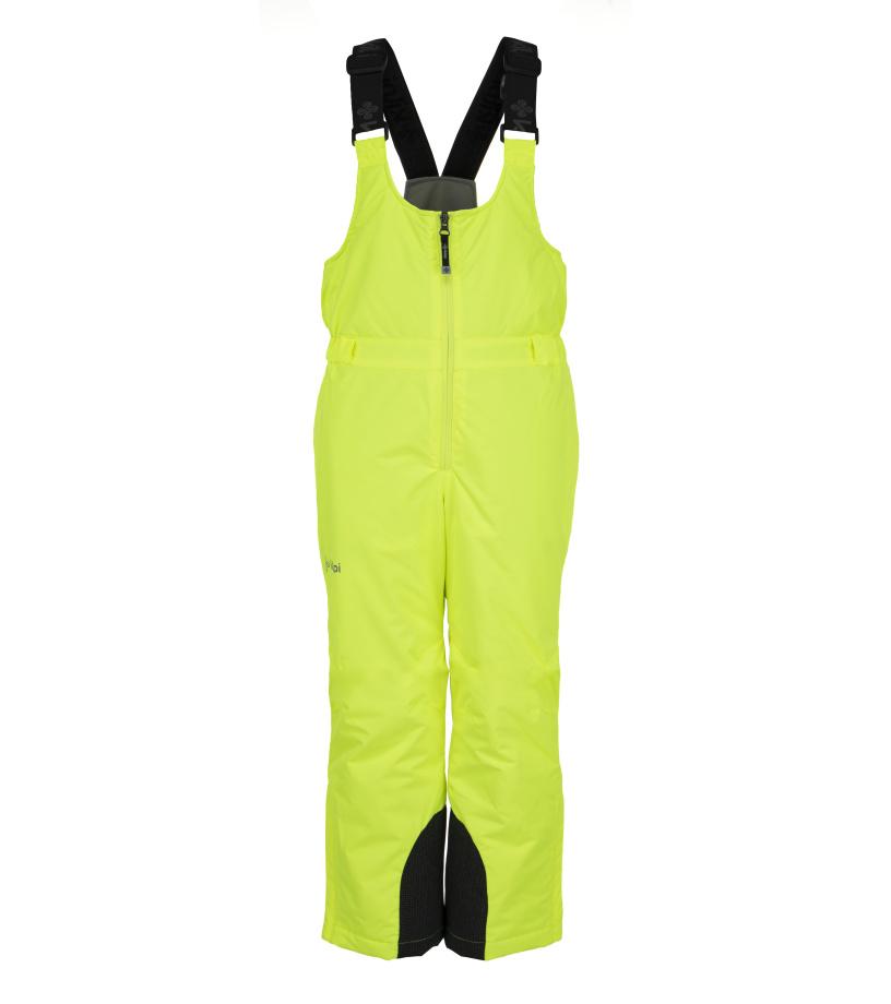 KILPI Chlapecké lyžařské kalhoty DARYL-JB JJ0012KIYEL Žlutá
