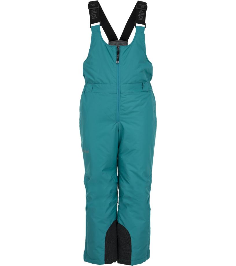 KILPI Dívčí lyžařské kalhoty FUEBO-JG JJ0024KITRQ Tyrkysová 134
