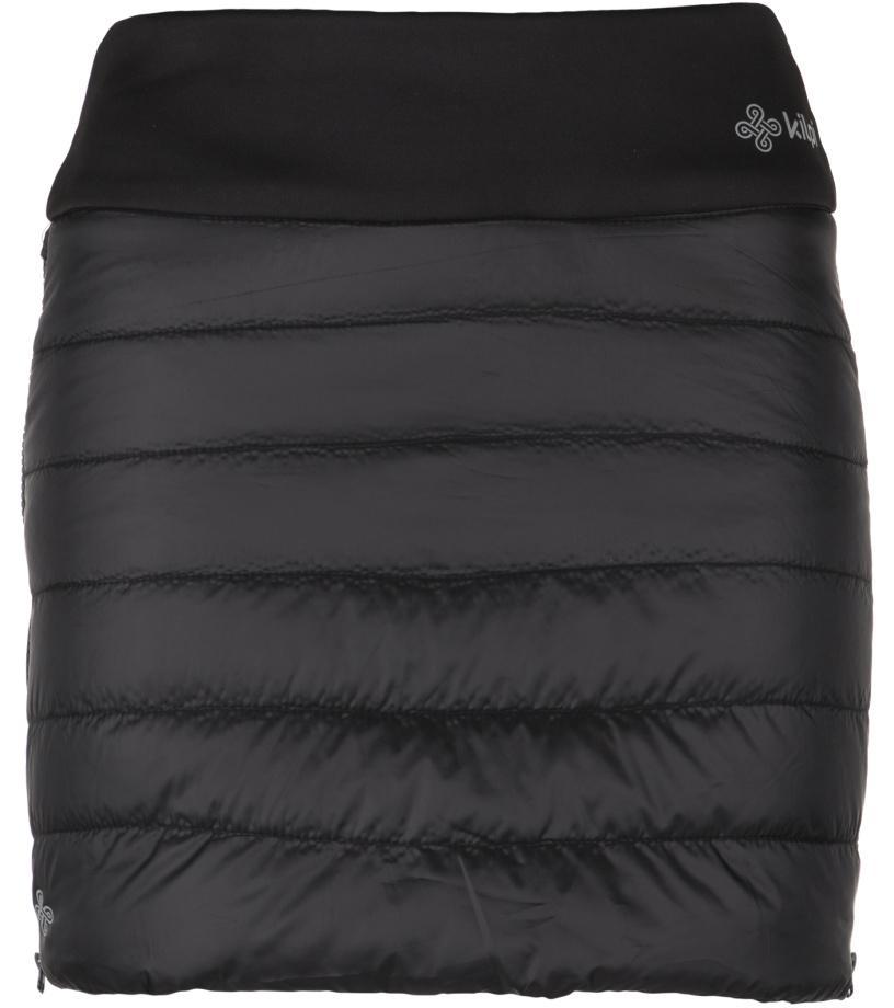 KILPI Dámská zateplená sukně MATIRA-W JL0014KIBLK Černá